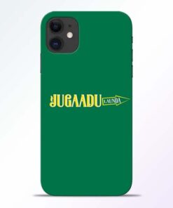 Jugadu Launda iPhone 11 Mobile Cover