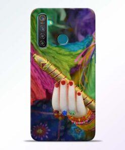 Krishna Hand RealMe 5 Pro Mobile Cover - CoversGap