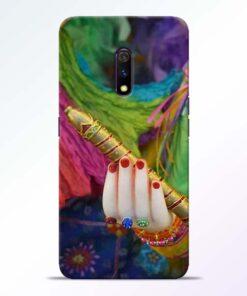 Krishna Hand RealMe X Mobile Cover - CoversGap