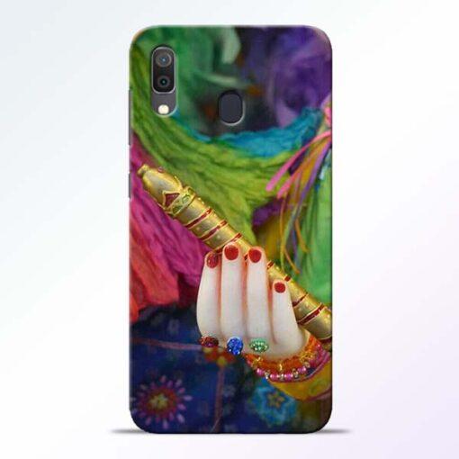 Krishna Hand Samsung A30 Mobile Cover - CoversGap