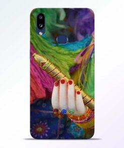 Krishna Hand Samsung Galaxy A10s Mobile Cover
