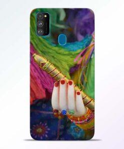 Krishna Hand Samsung Galaxy M30s Mobile Cover