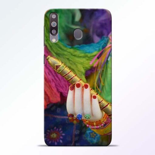 Krishna Hand Samsung M30 Mobile Cover - CoversGap