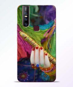 Krishna Hand Vivo V15 Mobile Cover - CoversGap.com