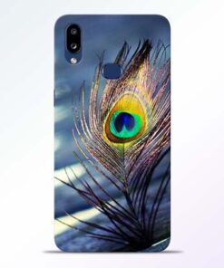 Krishna More Pankh Samsung Galaxy A10s Mobile Cover