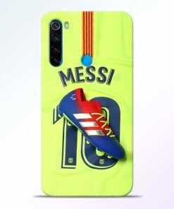 Leo Messi Redmi Note 8 Mobile Cover