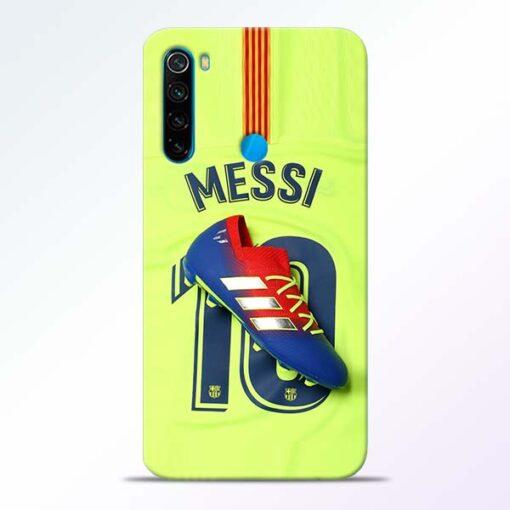 Leo Messi Redmi Note 8 Mobile Cover