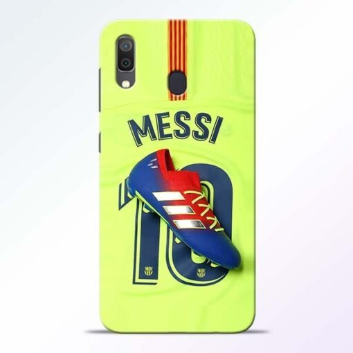 Leo Messi Samsung A30 Mobile Cover - CoversGap