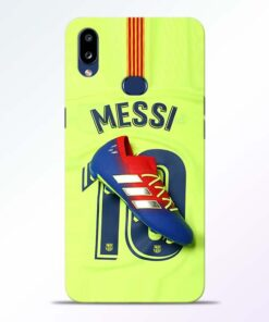 Leo Messi Samsung Galaxy A10s Mobile Cover