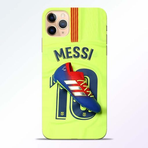 Leo Messi iPhone 11 Pro Mobile Cover