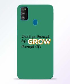 Life Grow Samsung Galaxy M30s Mobile Cover