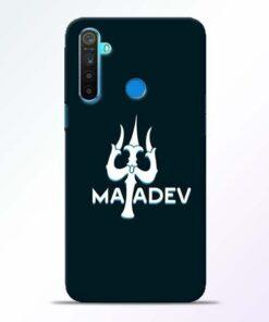 Lord Mahadev Realme 5 Mobile Cover