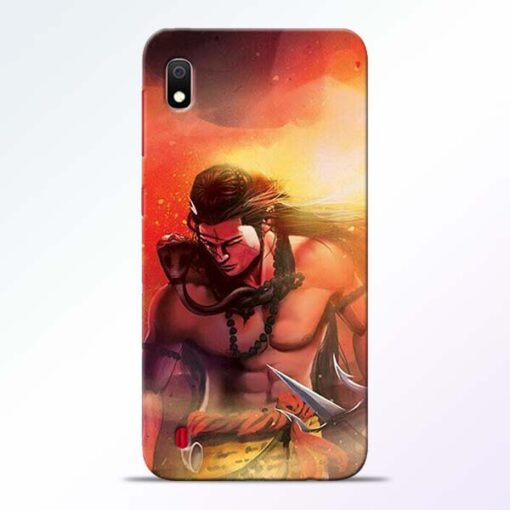 Lord Mahadev Samsung A10 Mobile Cover - CoversGap