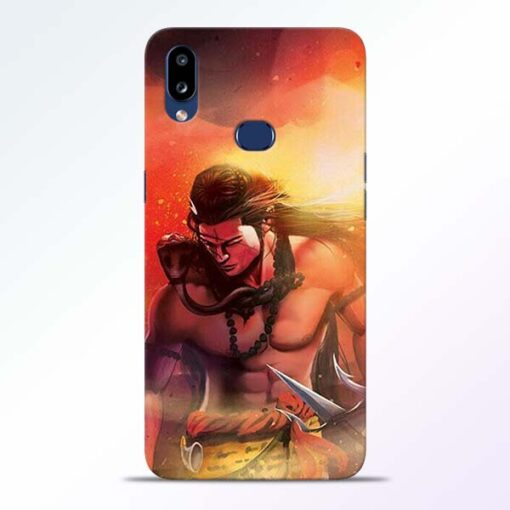 Lord Mahadev Samsung Galaxy A10s Mobile Cover