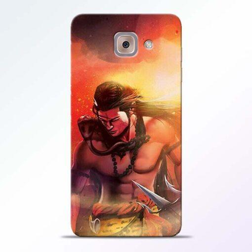 Lord Mahadev Samsung Galaxy J7 Max Mobile Cover