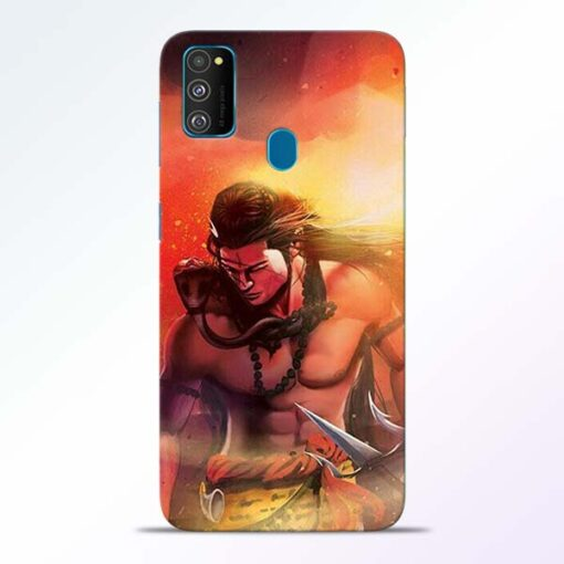 Lord Mahadev Samsung Galaxy M30s Mobile Cover