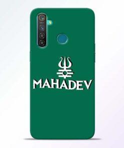 Lord Shiva Trishul Realme 5 Pro Mobile Cover