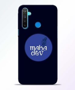 Mahadev God Realme 5 Mobile Cover