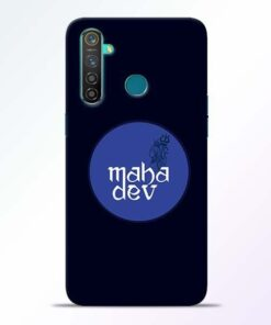 Mahadev God Realme 5 Pro Mobile Cover