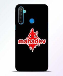 Mahadev Love Realme 5 Mobile Cover