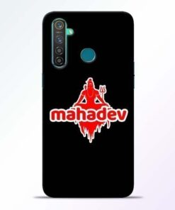 Mahadev Love Realme 5 Pro Mobile Cover