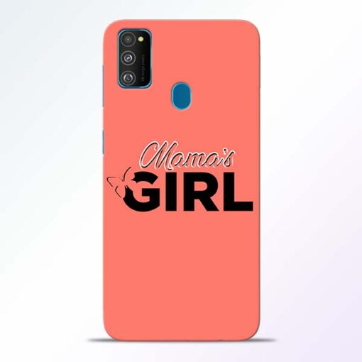 Mama Girl Samsung Galaxy M30s Mobile Cover