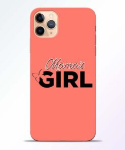 Mama Girl iPhone 11 Pro Mobile Cover