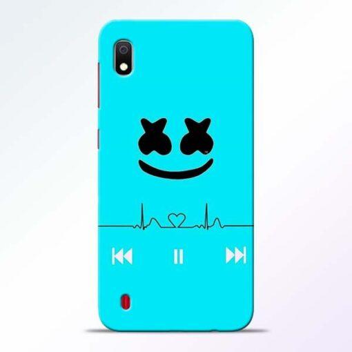 Marshmello Song Samsung A10 Mobile Cover - CoversGap