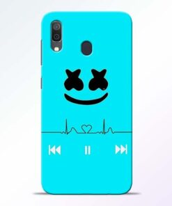 Marshmello Song Samsung A30 Mobile Cover - CoversGap