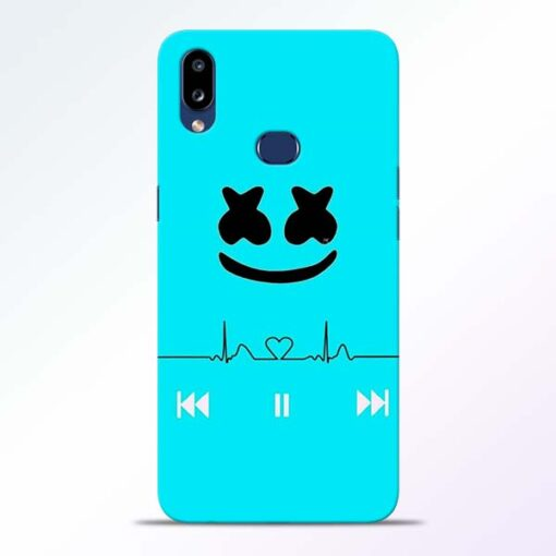 Marshmello Song Samsung Galaxy A10s Mobile Cover
