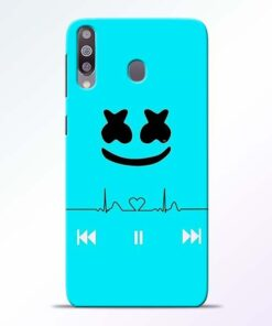 Marshmello Song Samsung M30 Mobile Cover - CoversGap