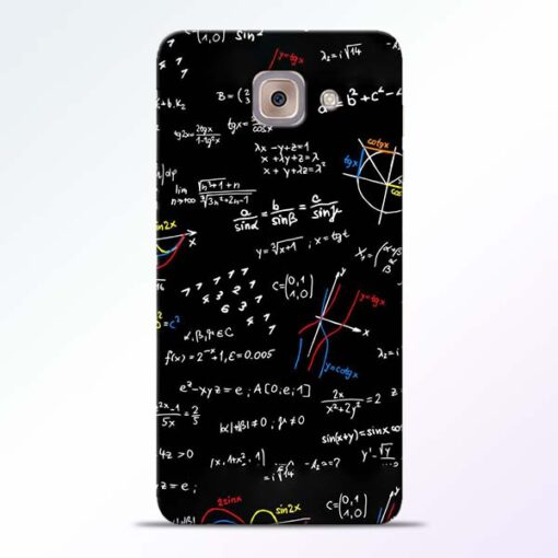 Math Lover Samsung Galaxy J7 Max Mobile Cover