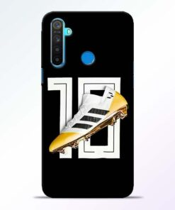 Messi 10 RealMe 5 Mobile Cover - CoversGap