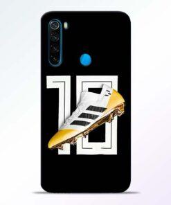 Messi 10 Redmi Note 8 Mobile Cover