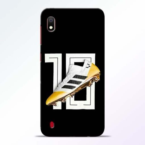 Messi 10 Samsung A10 Mobile Cover - CoversGap