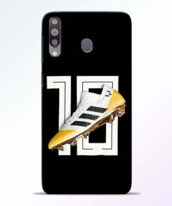 Messi 10 Samsung M30 Mobile Cover - CoversGap