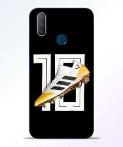 Messi 10 Vivo Y17 Mobile Cover - CoversGap.com