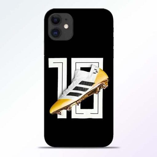 Messi 10 iPhone 11 Mobile Cover