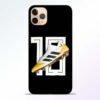 Messi 10 iPhone 11 Pro Mobile Cover
