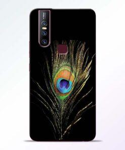 Mor Pankh Vivo V15 Mobile Cover - CoversGap.com