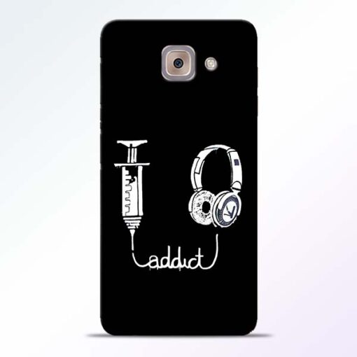 Music Addict Samsung Galaxy J7 Max Mobile Cover