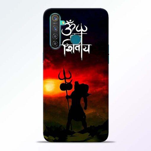 Om Mahadev RealMe 5 Pro Mobile Cover - CoversGap