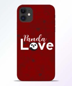 Panda Lover iPhone 11 Mobile Cover