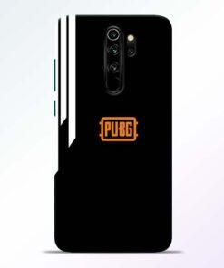 Pubg Lover Redmi Note 8 Pro Mobile Cover - CoversGap