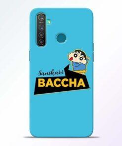 Sanskari Baccha Realme 5 Pro Mobile Cover