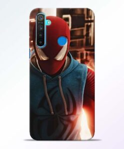 SpiderMan Eye RealMe 5 Mobile Cover - CoversGap