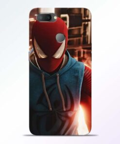 SpiderMan Eye RealMe U1 Mobile Cover - CoversGap