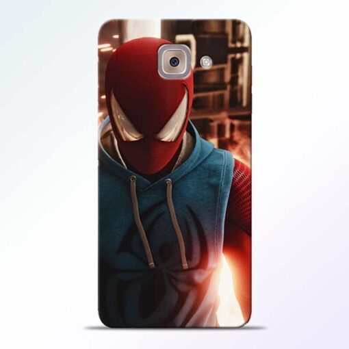 SpiderMan Eye Samsung Galaxy J7 Max Mobile Cover