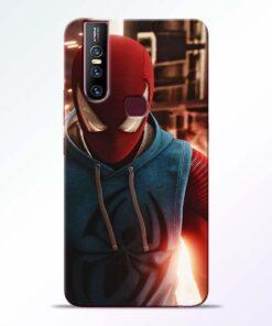 SpiderMan Eye Vivo V15 Mobile Cover - CoversGap.com