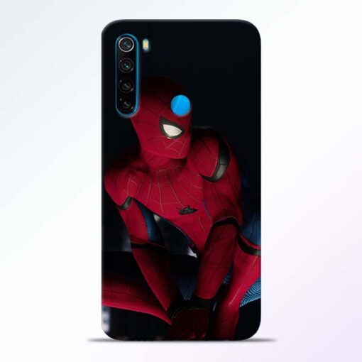 Spiderman Redmi Note 8 Mobile Cover
